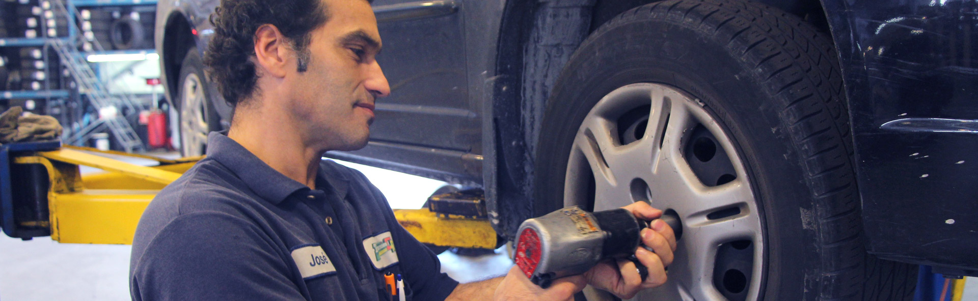 We offer advice for your purchases of new tires